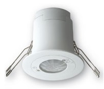 Autenco AUT PIR FL 360 Degree Flush Ceiling PIR Switch