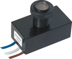 IP65 2KW 17MM Remote Miniature Photocell. Thermal Photodiode Dusk to Dawn Sensor.