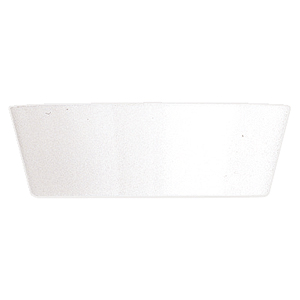 MK 2051WHI 27mm x 77mm Circular Mounting Block