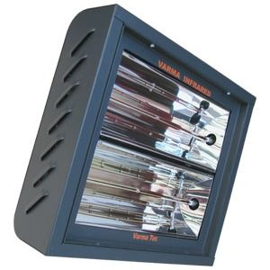 ATC Varma V400/2V-40X5 2000W IP5x Infra Red Space Heater