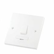 Economy 13 Amp PVC Fused Spur Units