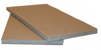 Flexel TB10 Ecomax Insulated Tile Backer Board