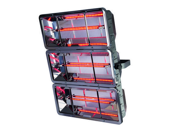 Hyco Sun Prince Quartz Halogen Infra Red Heaters