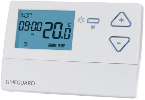 Timeguard TRT035N 7 Day Programmable Room Thermostat with Frost Protection